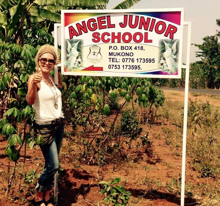 Neue Schule für Kinder in Uganda