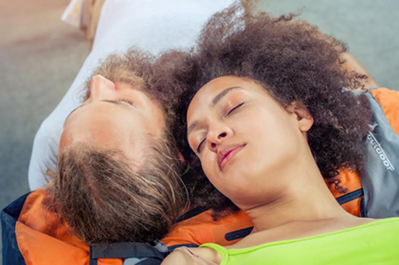 Gut schlafen trotz Hitze