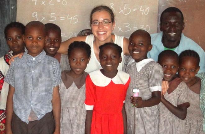 Martha hilft in Afrika